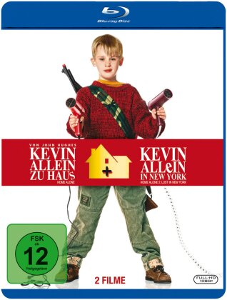 Kevin allein zu Haus / Kevin allein in New York (2 Blu-rays)