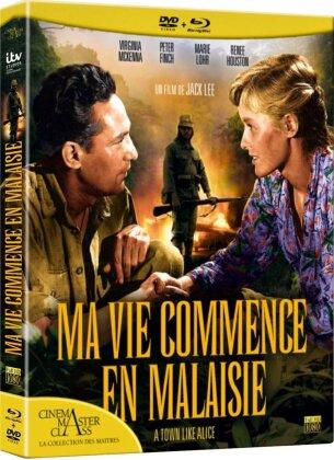 Ma vie commence en Malaisie (1956) (Cinéma MasterClass : La collection des Maîtres, s/w, Blu-ray + DVD)