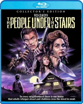 The People Under the Stairs (1991) (Collector's Edition, Widescreen)