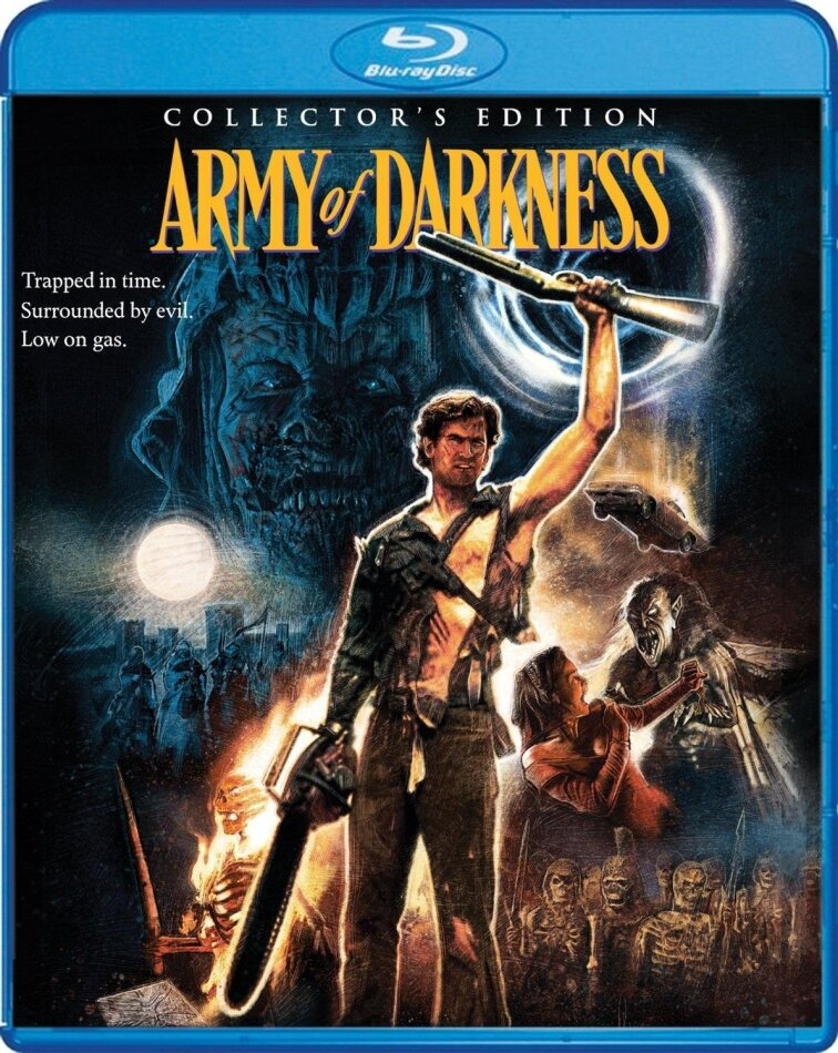 Army of Darkness (1992) (Collector's Edition, Widescreen, 2 Blu-rays)