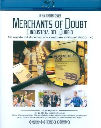 Merchants of Doubt - L'industria del dubbio (2014)