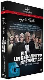 Agatha Christie - Filmjuwelen Box - Das letzte Wochenende / Mord nach Mass / Ein Unbekannter rechnet ab (Filmjuwelen, 3 DVDs)