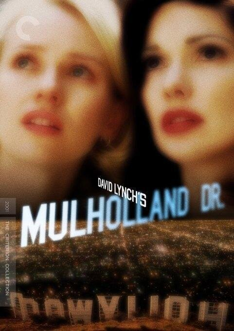 Mulholland Drive (2001) (Criterion Collection, 2 DVD)