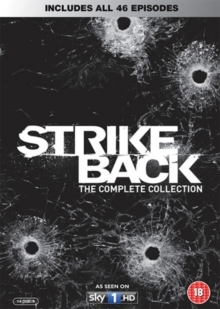 Strike Back - Season 1 - 5 (14 DVDs)