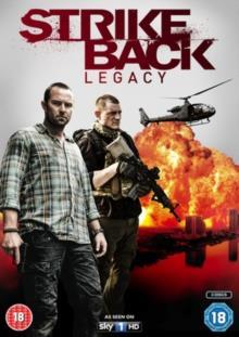 Strike Back - Season 4 - Legacy (3 DVDs)