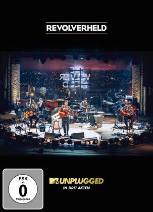 Revolverheld - MTV Unplugged in drei Akten (2 DVDs)