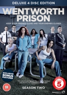 Wentworth Prison - Series 2 (Deluxe Edition, 5 DVDs)