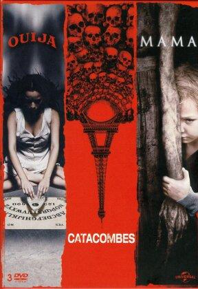 Ouija / Catacombes / Mama (3 DVDs)