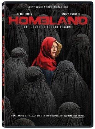 Homeland: Season 4 - Homeland: Season 4 (4PC) (Widescreen, 4 DVDs)