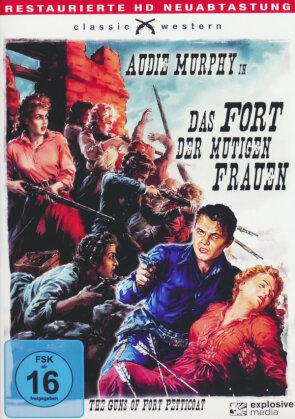 Das Fort der mutigen Frauen (1957) (Classic Western, Neuauflage, Restaurierte Fassung)