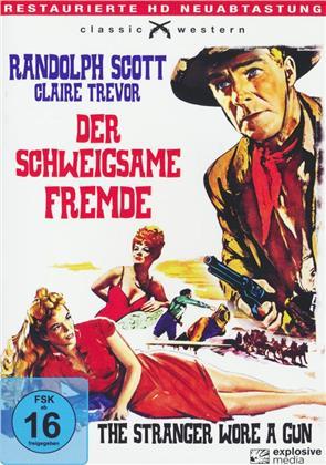 Der schweigsame Fremde (1953) (Classic Western, Restaurierte Fassung)