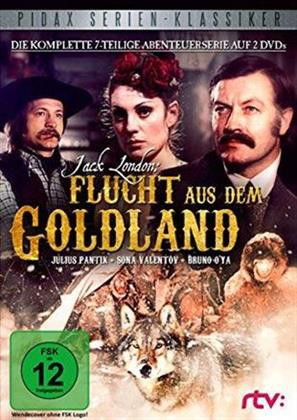 Flucht aus dem Goldland - Die komplette Serie (1977) (2 DVDs)