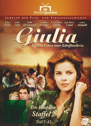 Giulia - Aus dem Leben einer Schriftstellerin (2 DVDs)