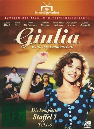 Giulia - Kind der Leidenschaft (2 DVDs)
