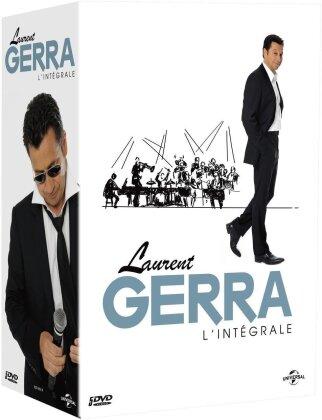 Laurent Gerra - L'intégrale (5 DVD)