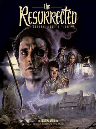 The Resurrected (1991) (Collector's Edition, Blu-ray + 2 DVDs)