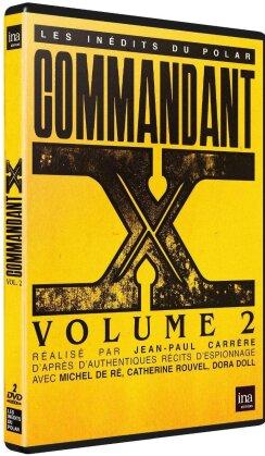 Commandant X - Vol. 2 (s/w, 2 DVDs)