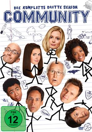 Community - Staffel 3 (3 DVDs)