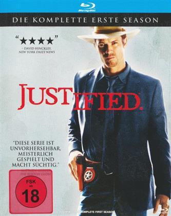 Justified - Staffel 1 (3 Blu-rays)