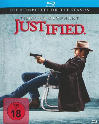 Justified - Staffel 3 (3 Blu-rays)
