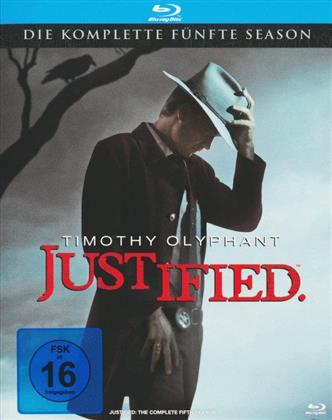 Justified - Staffel 5 (3 Blu-rays)