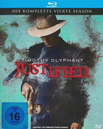 Justified - Staffel 4 (3 Blu-rays)