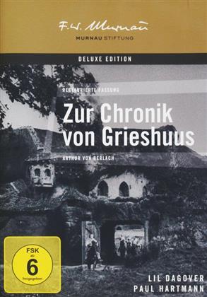 Zur Chronik von Grieshuus (1925) (s/w, Deluxe Edition)