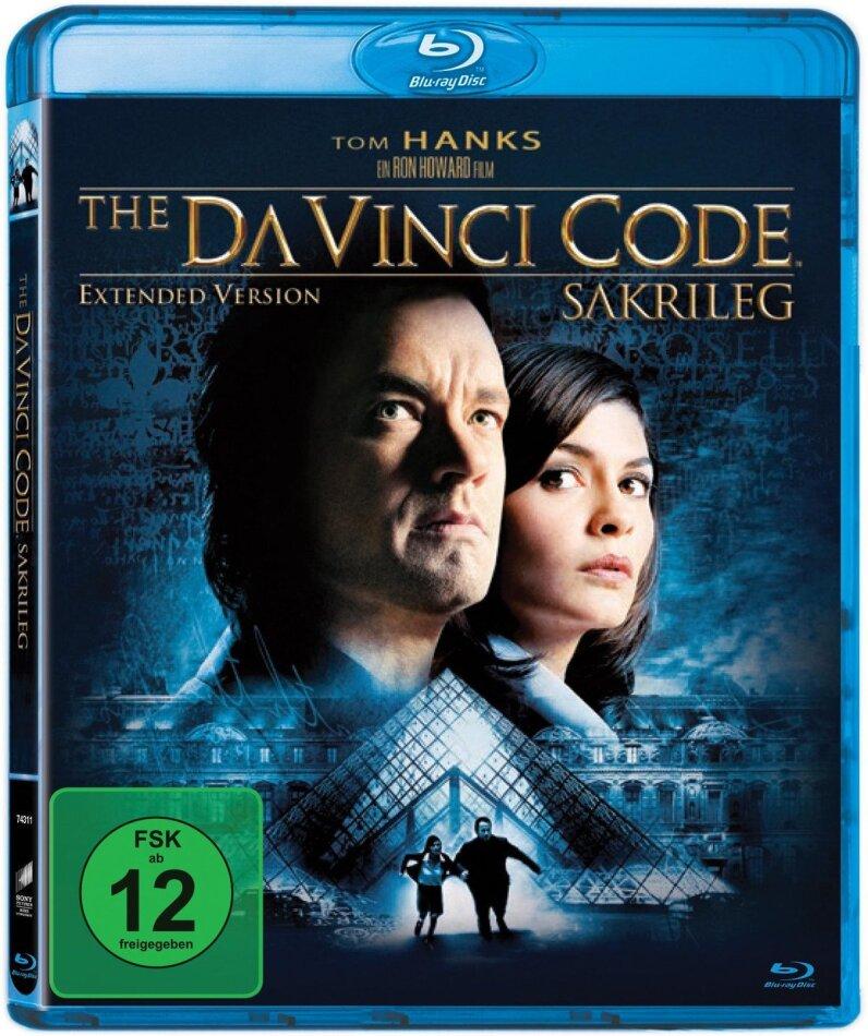 The Da Vinci Code - Sakrileg (2006) (Extended Edition)