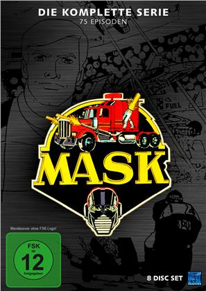 MASK - Die komplette Serie (New Edition, 8 DVDs)