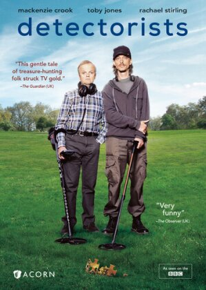 Detectorists (2 DVDs)