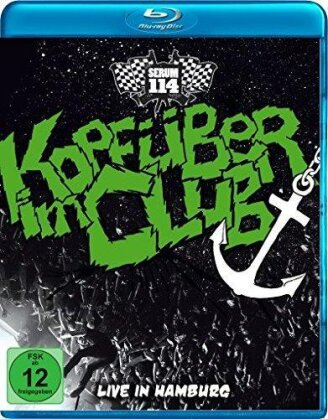 Serum 114 - Kopfüber Im Club - Live In Hamburg (Blu-ray + 2 CDs)
