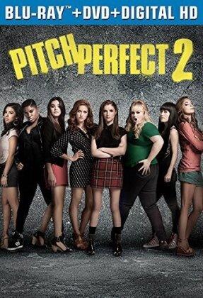 Pitch Perfect 2 (2015) (Blu-ray + DVD)