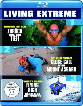 Living Extreme (3 Blu-rays)