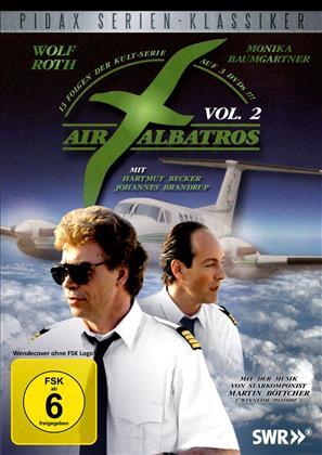 Air Albatros - Vol. 2 (Pidax Serien-Klassiker, 3 DVDs)