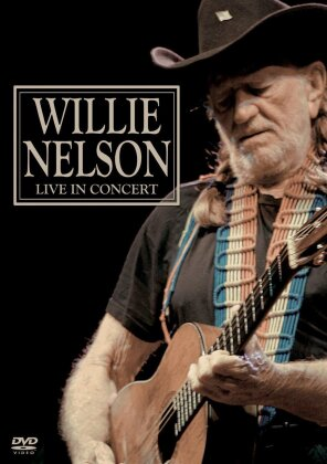 Willie Nelson - Live in Concert (Inofficial)