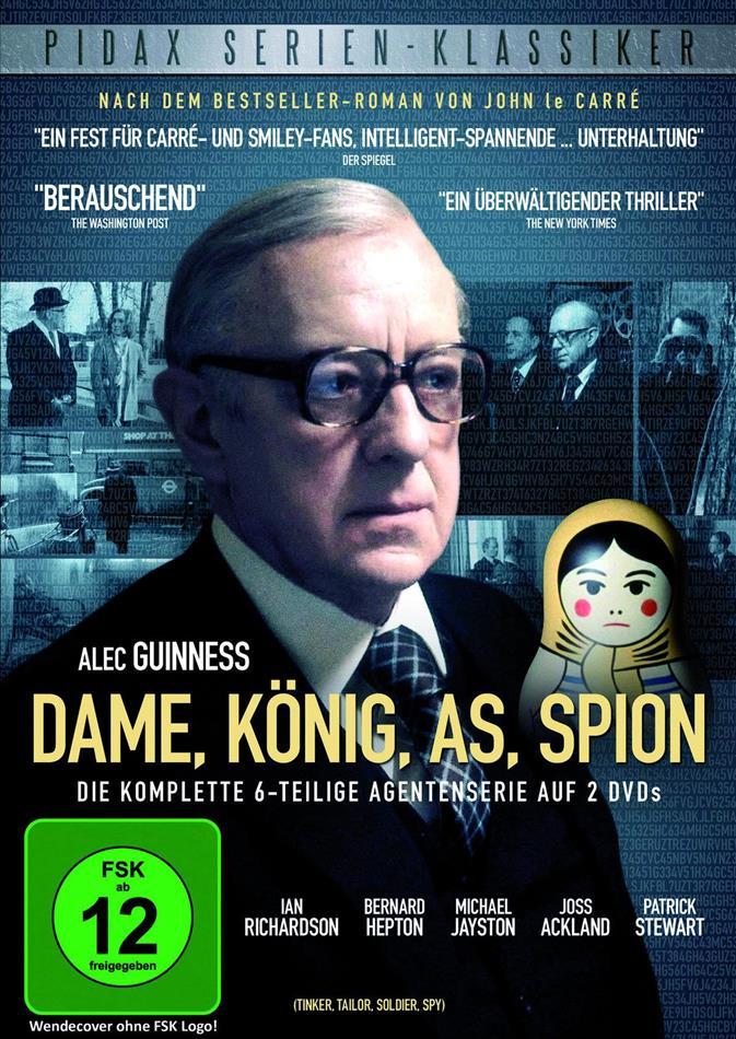 Dame, König, As, Spion (1979) (Pidax Serien-Klassiker, Uncut, 2 DVDs)