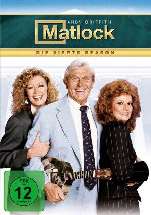 Matlock - Staffel 4 (6 DVDs)