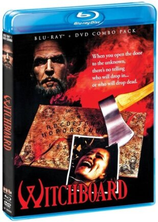 Witchboard (1986) (Widescreen, Blu-ray + DVD)