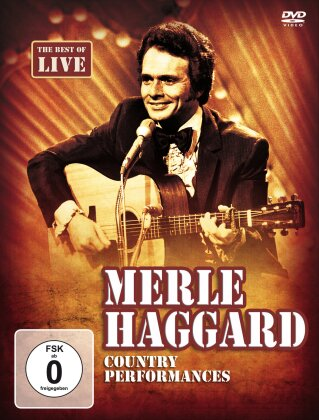 Merle Haggard - Country Perfomances (Inofficial)