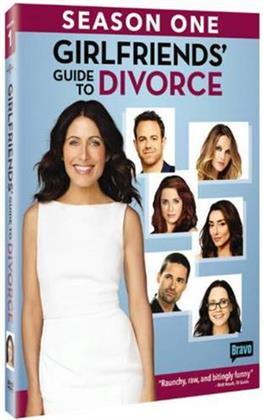 Girlfriends Guide To Divorce - Season One (3 DVDs)