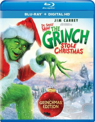 How the Grinch Stole Christmas (2000) (Grinchmas Edition)