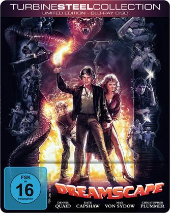 Dreamscape (1984) (Turbine Steel Collection, Limited Edition, Steelbook)