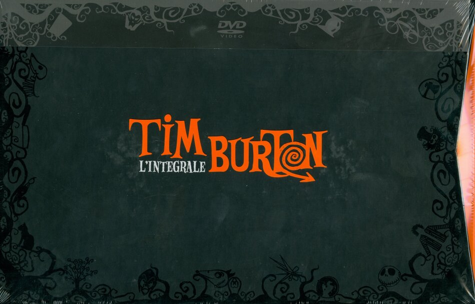 Tim Burton - L'Intégrale (Limited Edition, 18 DVDs)