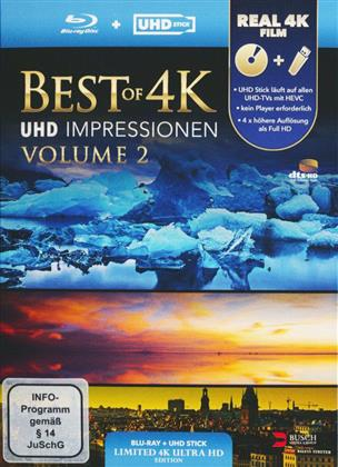 Best of 4K - UHD Impressionen - Vol. 2 (Limited Edition)