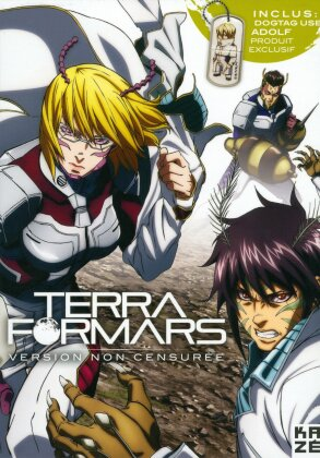 Terra Formars - Box Vol. 1 (Version non censurée, Collector's Edition, 2 DVDs)