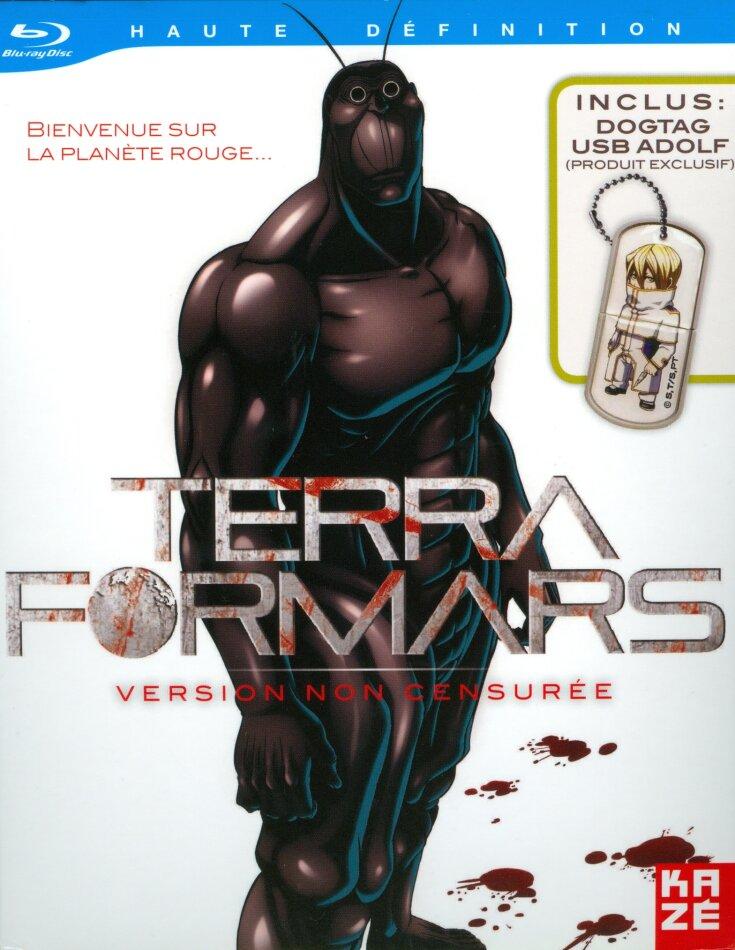 Terra Formars - Box 1/2 (Version non censurée, Collector's Edition)
