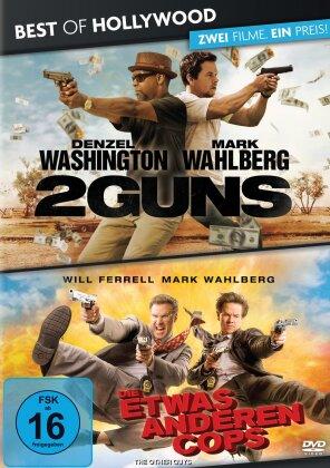 2 Guns / Die etwas anderen Cops (Best of Hollywood, 2 DVDs)