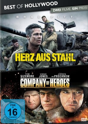 Herz aus Stahl / Company of Heroes (Best of Hollywood, 2 DVDs)