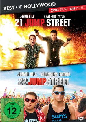 21 Jump Street / 22 Jump Street (Best of Hollywood, 2 DVDs)