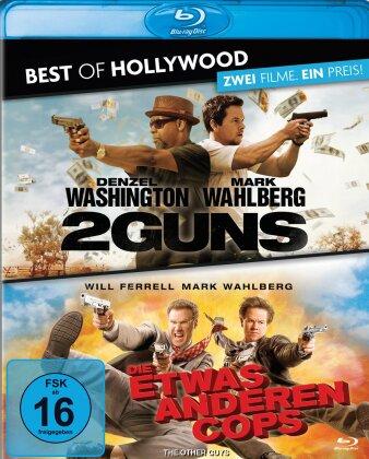 2 Guns / Die etwas anderen Cops (Best of Hollywood, 2 Blu-rays)